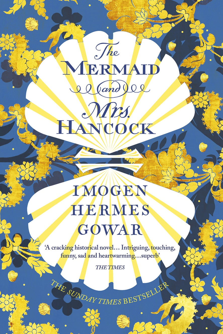 Mermaid and Mrs. Hancock by Imogen Hermes Gowar