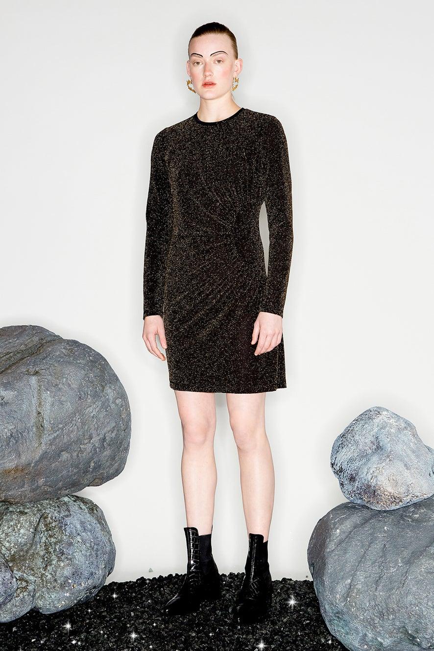 Metamorphic Mini Dress