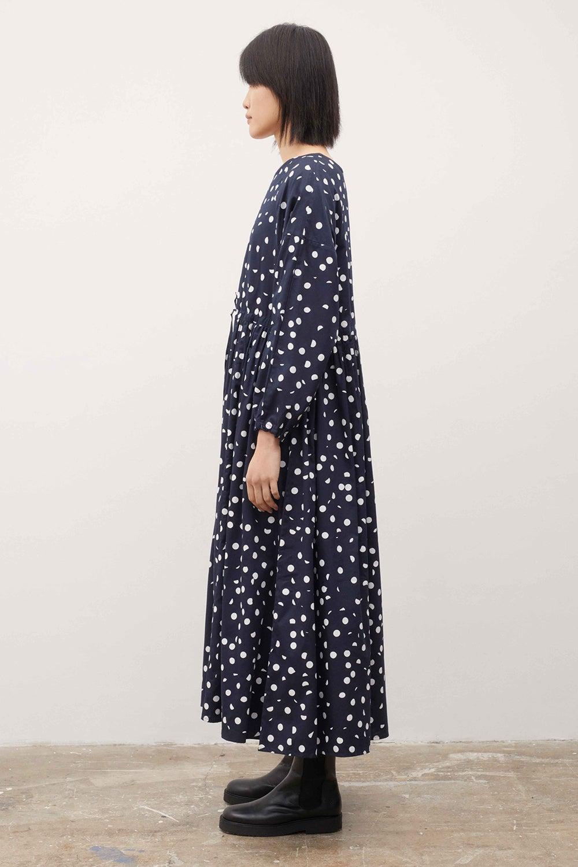 Miles Dress Dots