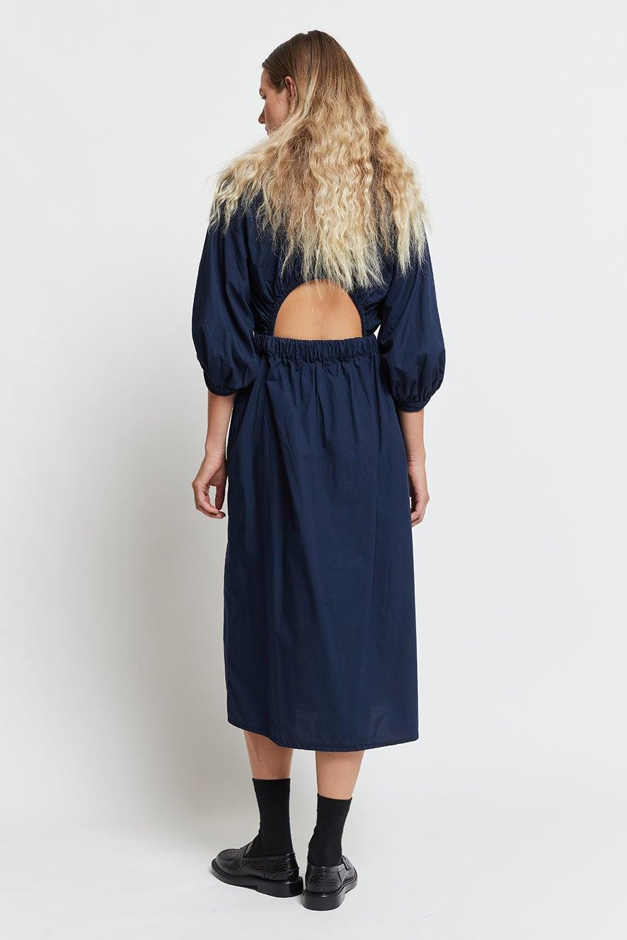 Organic Cotton Gennaker Dress