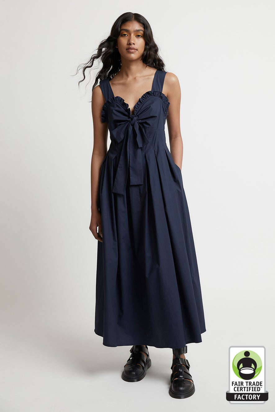 Organic Cotton Helene Dress