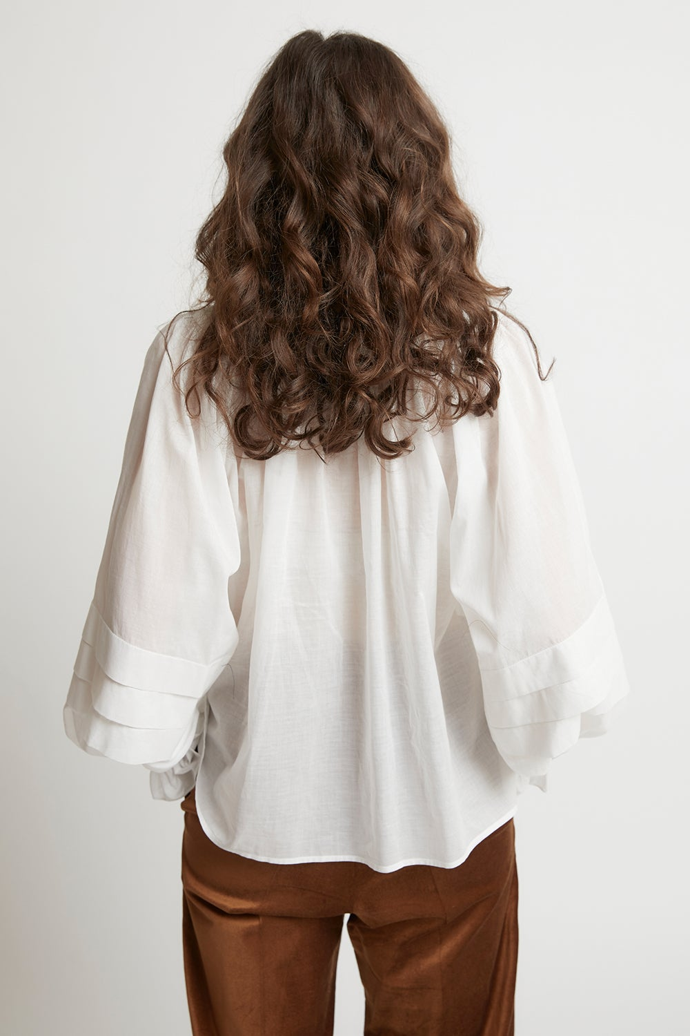 Organic Cotton Mouseion Top