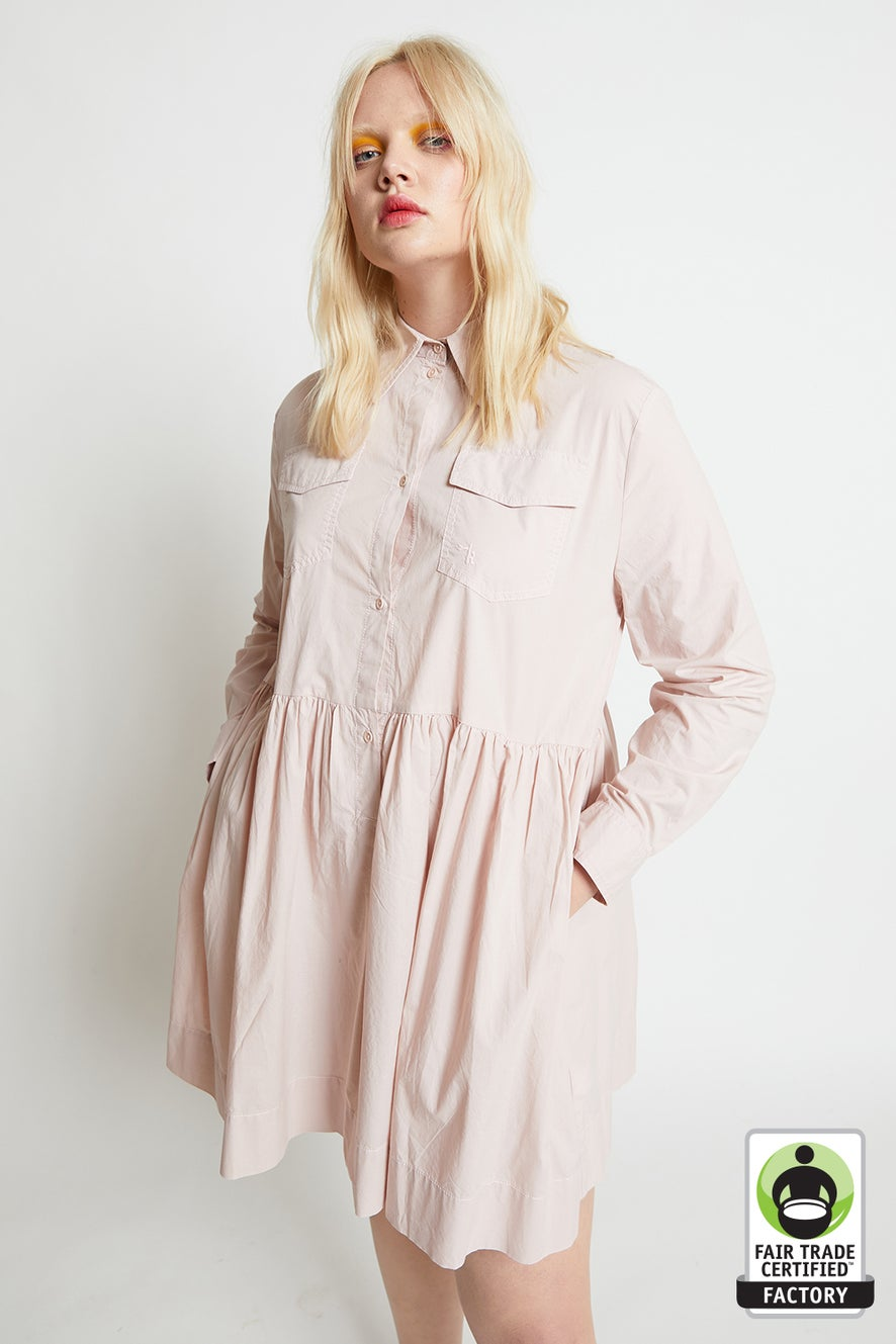 Organic Cotton Peggy Dress