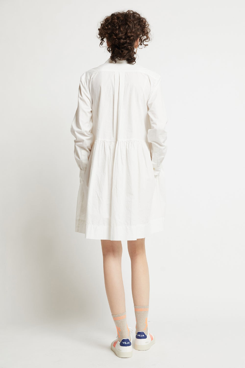 Organic Cotton Peggy Dress