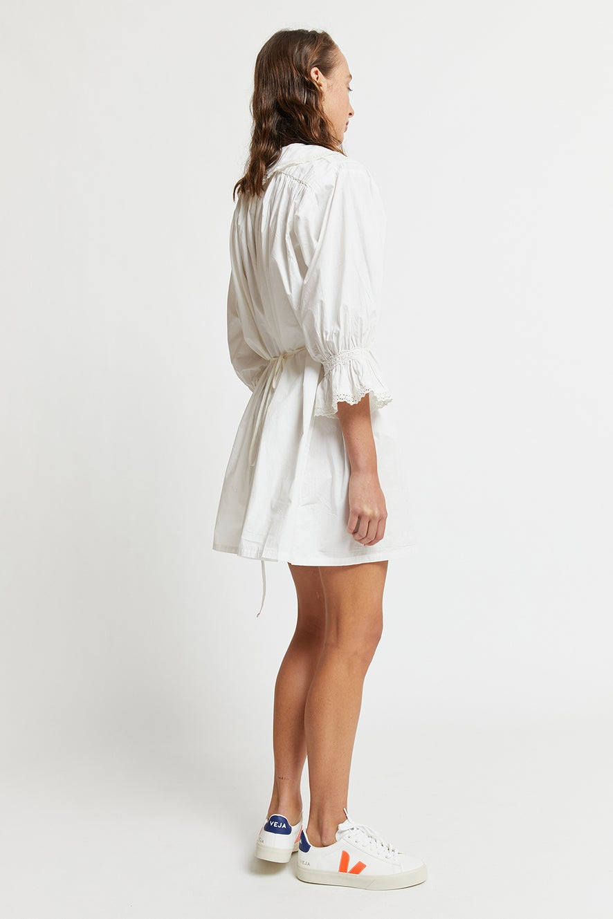 Organic Cotton Peter Dress