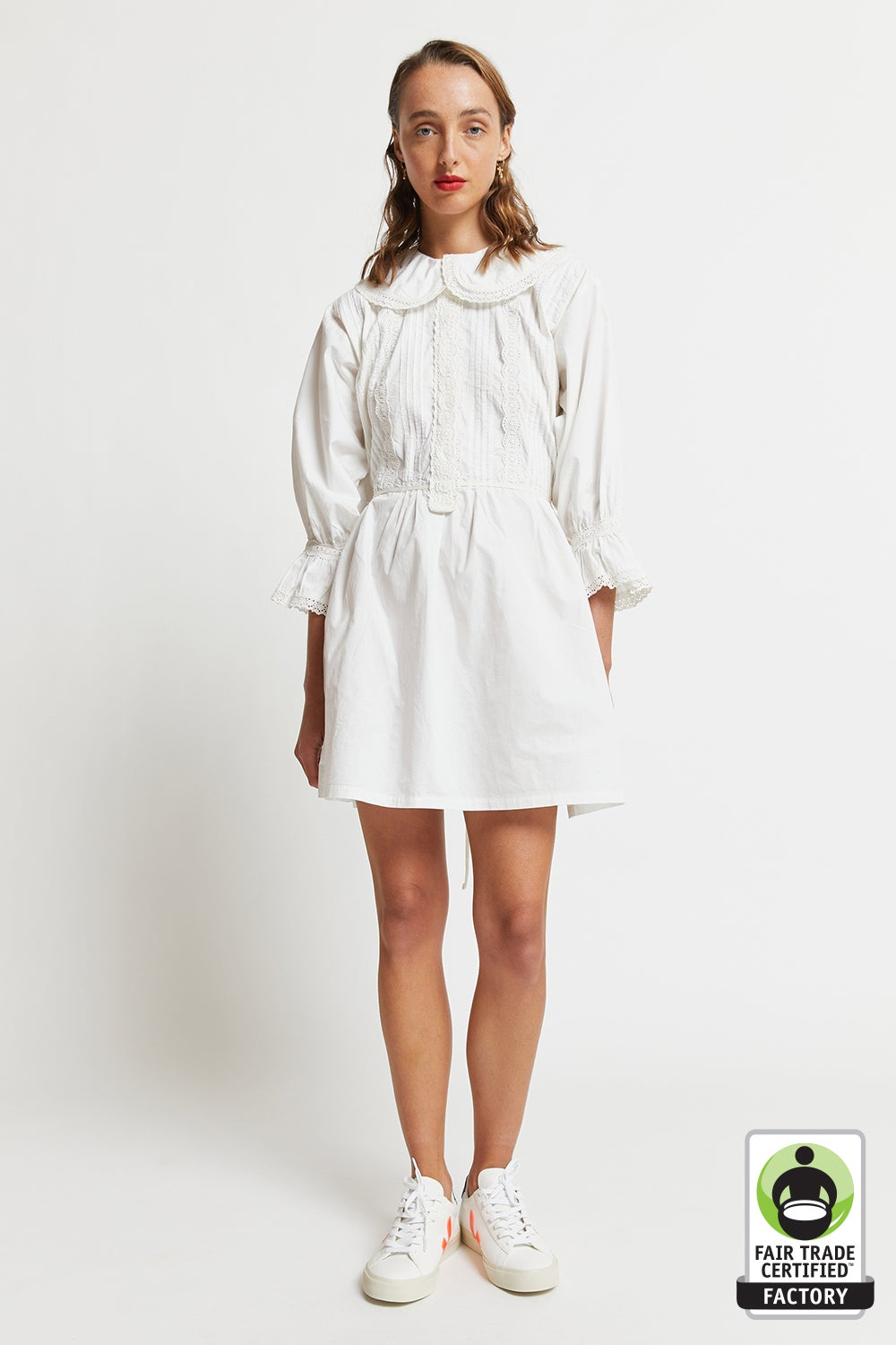 Organic Cotton Peter Dress