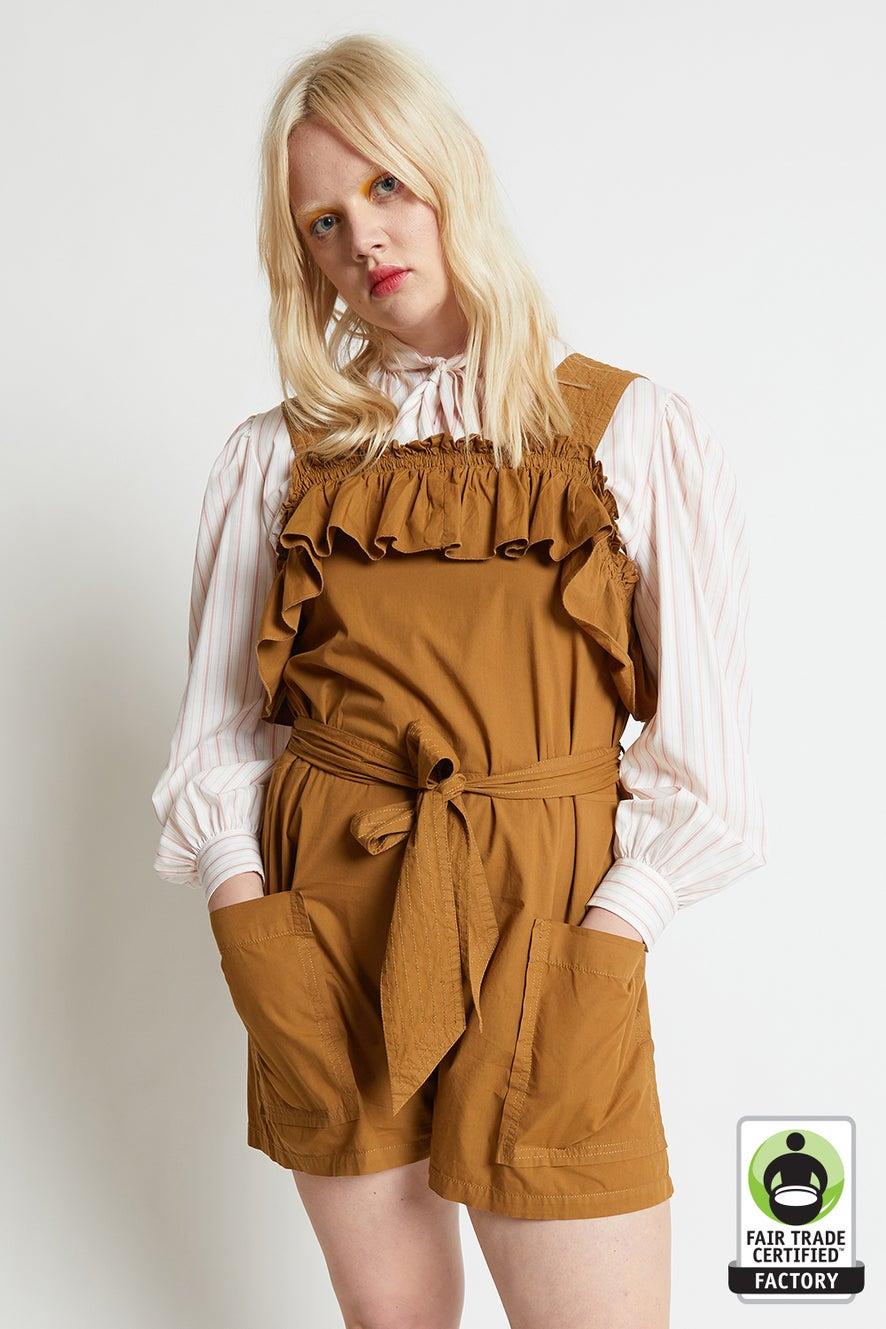 Organic Cotton Rosalie Playsuit