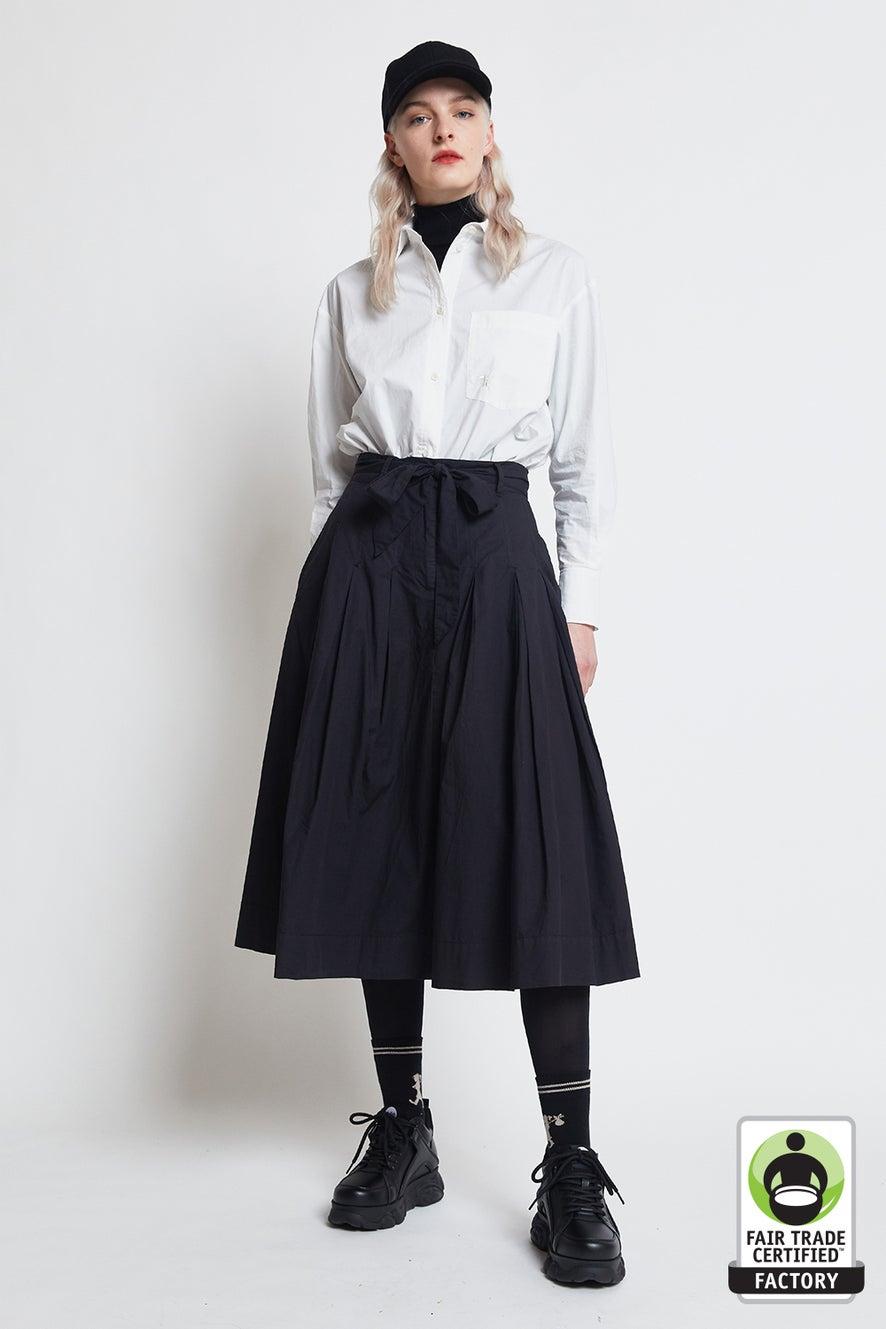 Organic Cotton Topiary Skirt