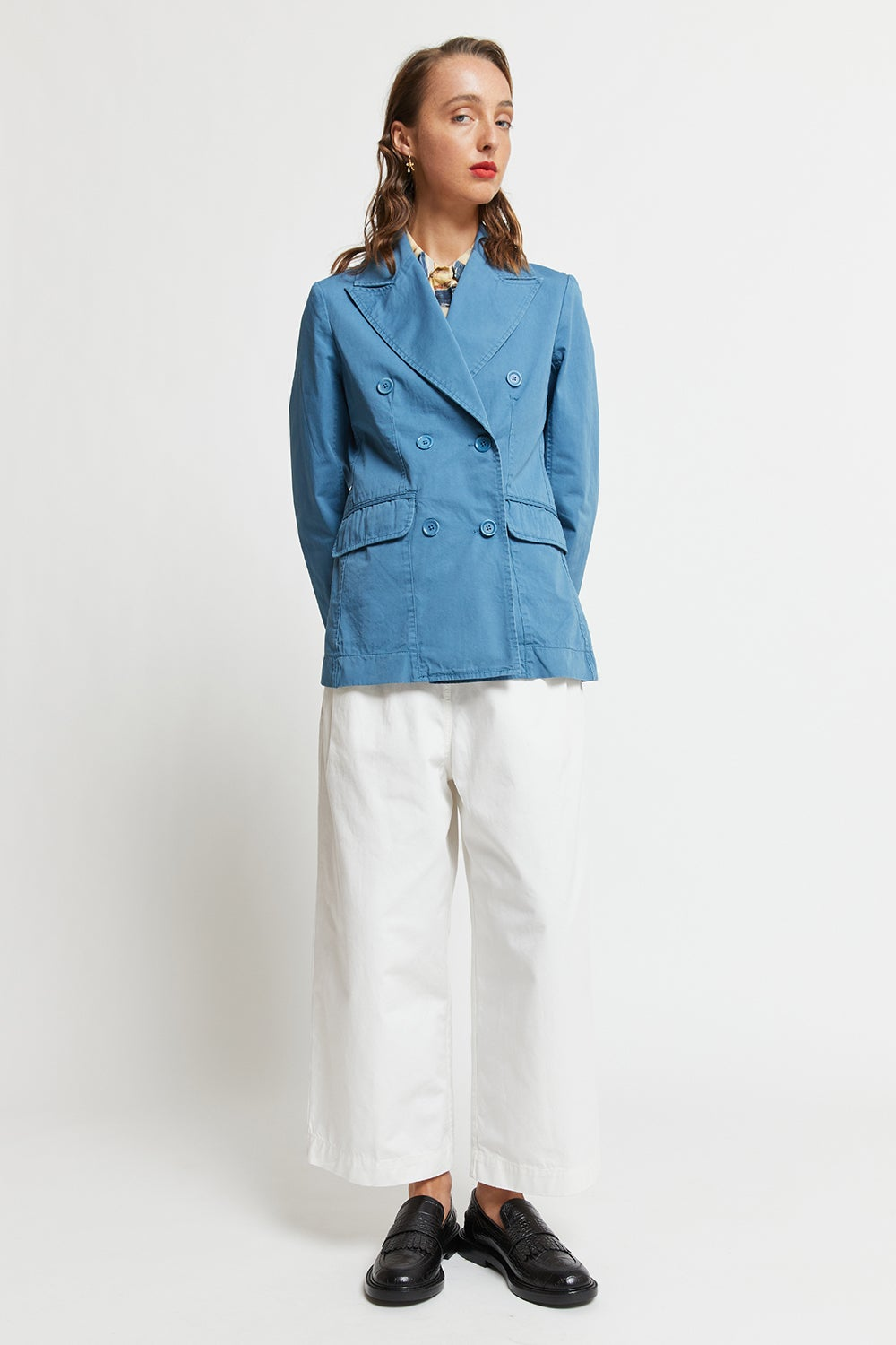 Organic Cotton Workwear Jacket
