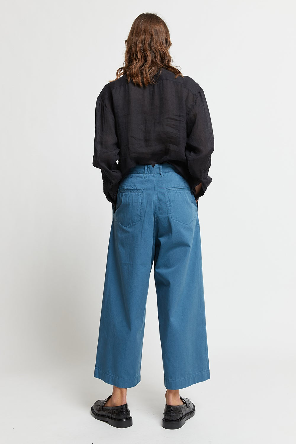 Organic Cotton Workwear Pants