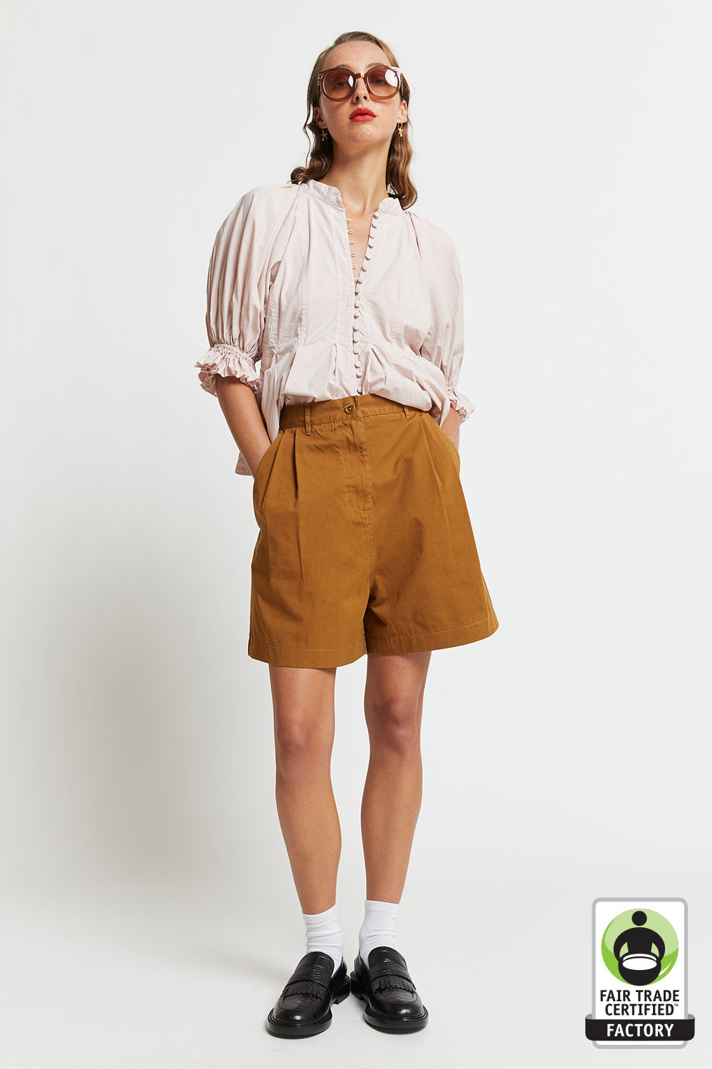 Organic Cotton Workwear Shorts