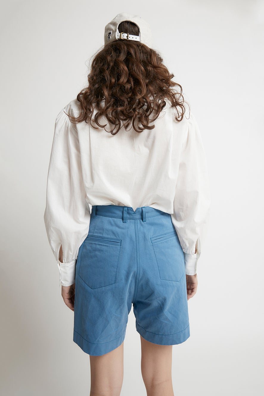 Organic Cotton Workwear Shorts
