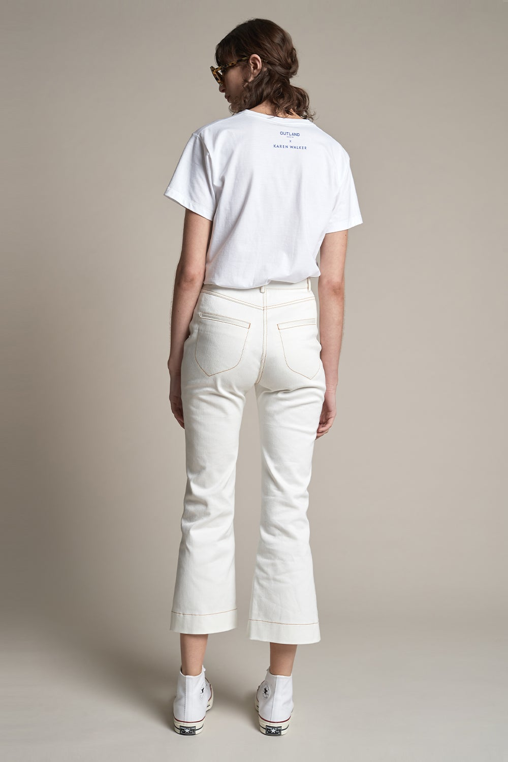 Outland Denim x Karen Walker Sage Jean