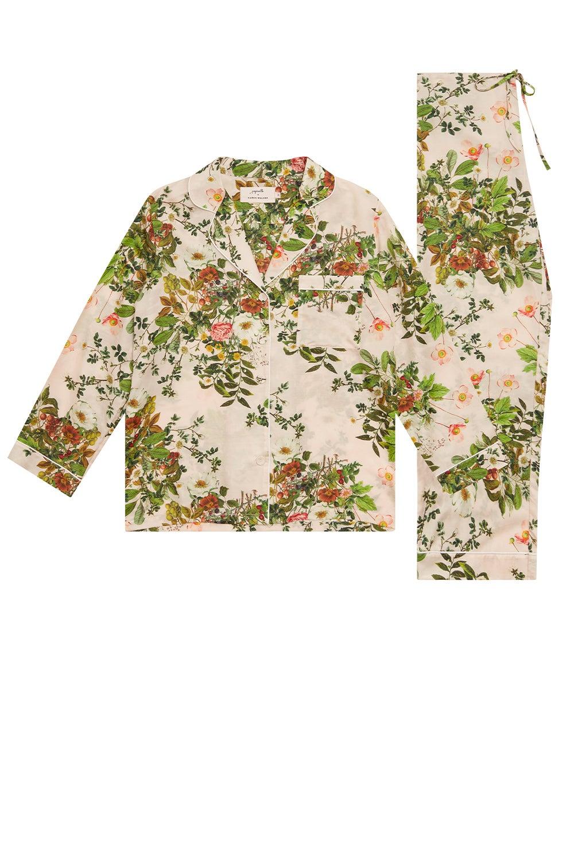Papinelle x Karen Walker Love Letter Floral PJ Shell