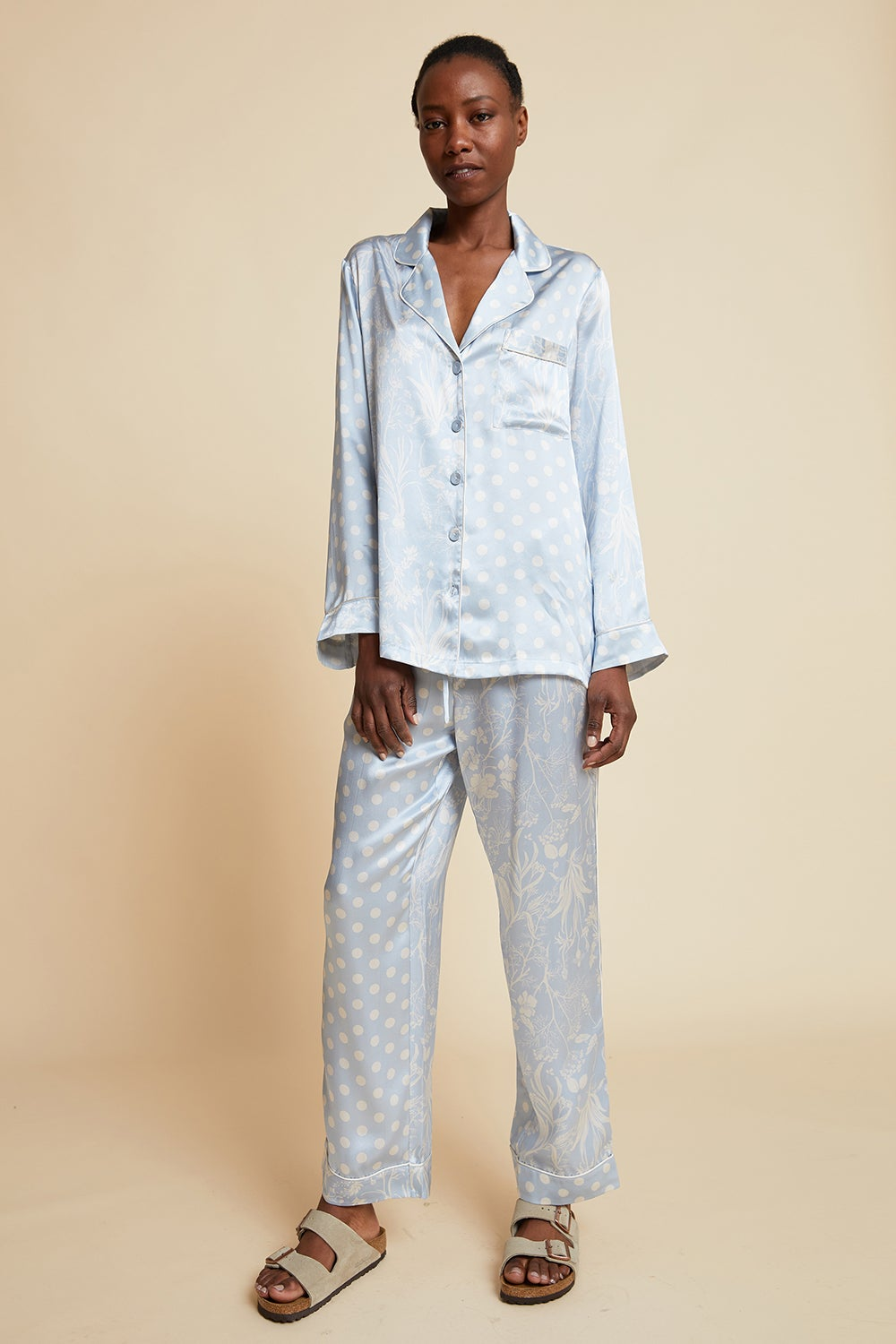 Papinelle x Karen Walker Spliced Ivy PJ