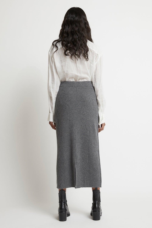 Penelope Cashmere Skirt