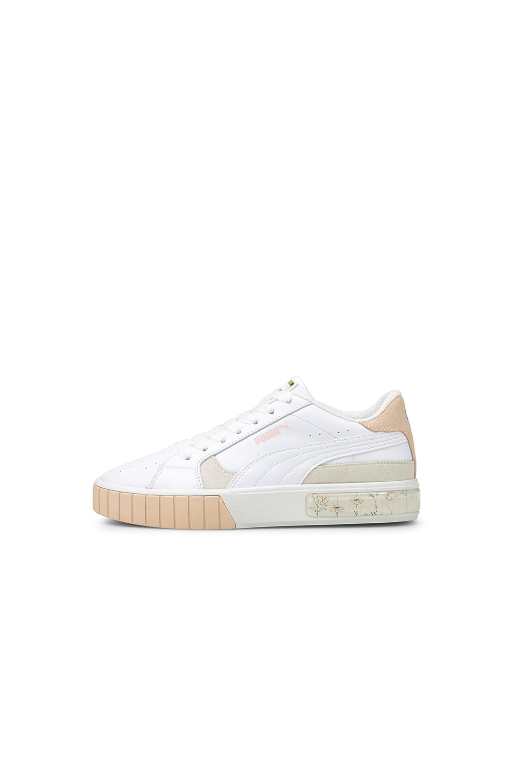 Puma Cali Star In Bloom White/Marshmallow/Cloud Pink