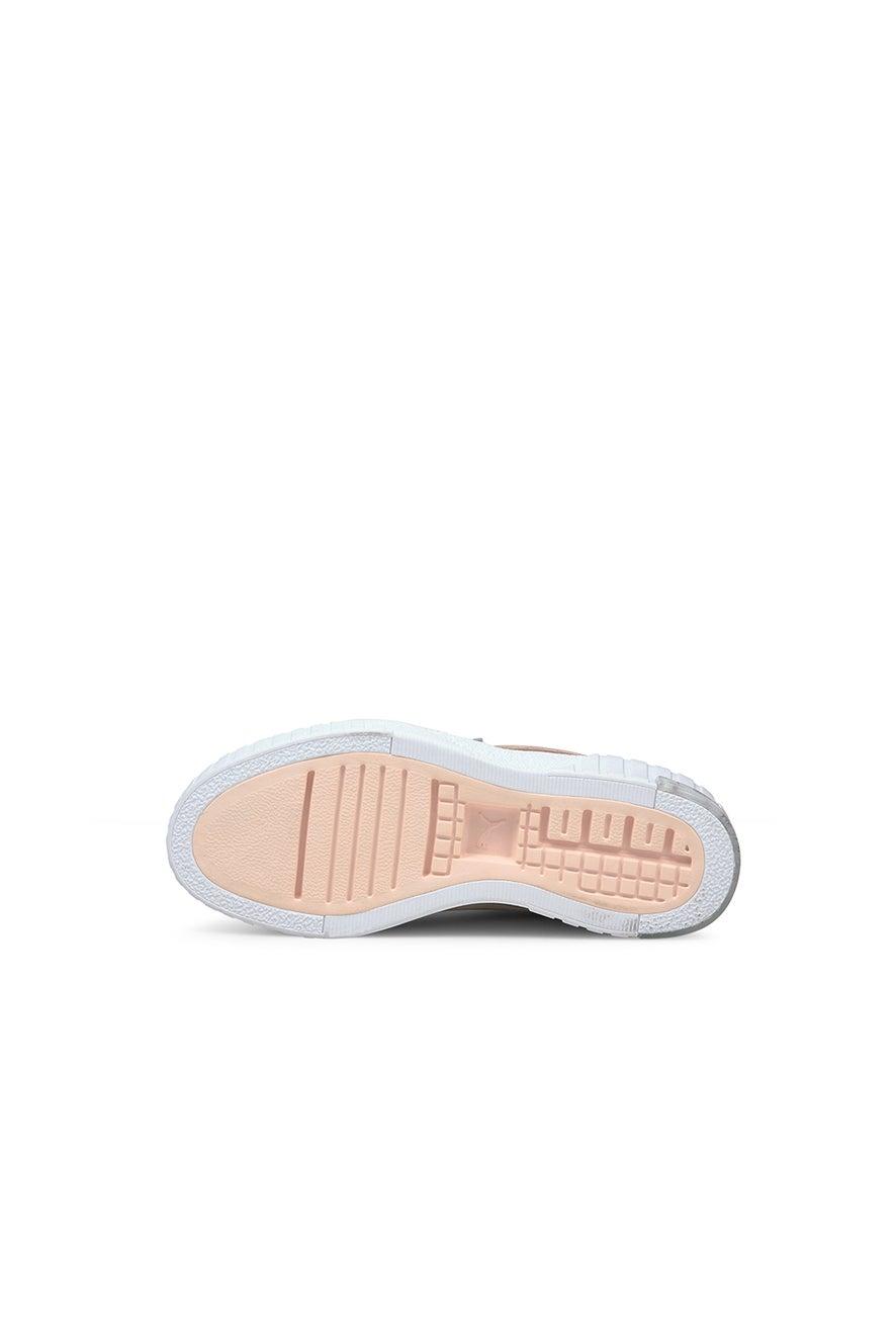 Puma Cali Wedge In Bloom White/Cloud Pink