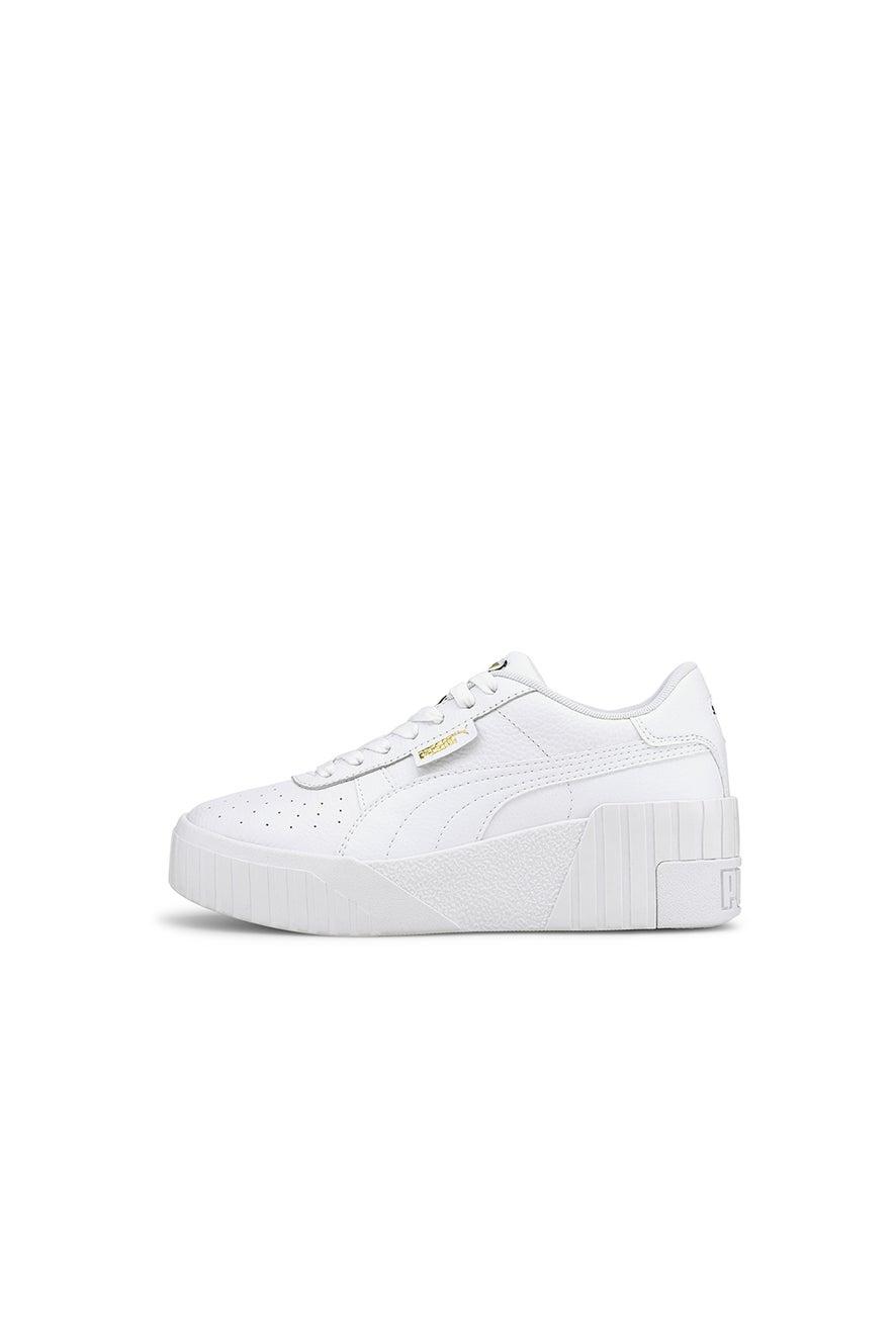 Puma Cali Wedge Puma White