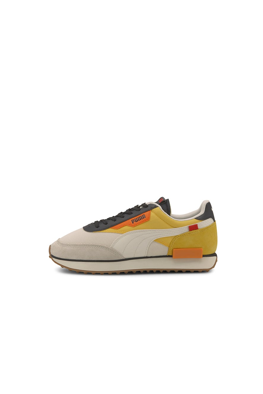 Puma Future Rider New Tones Whisper White/Super Lemon
