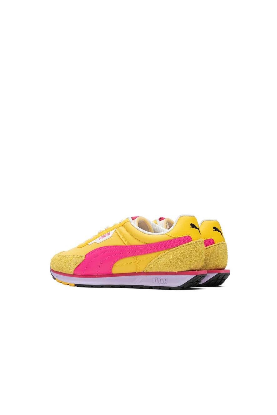 Puma Low Rider Vintage Super Lemon/Glowing Pink