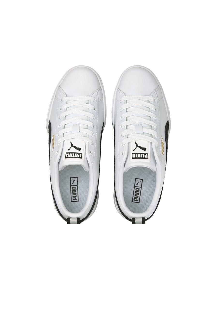 Puma Mayze Leather Puma White