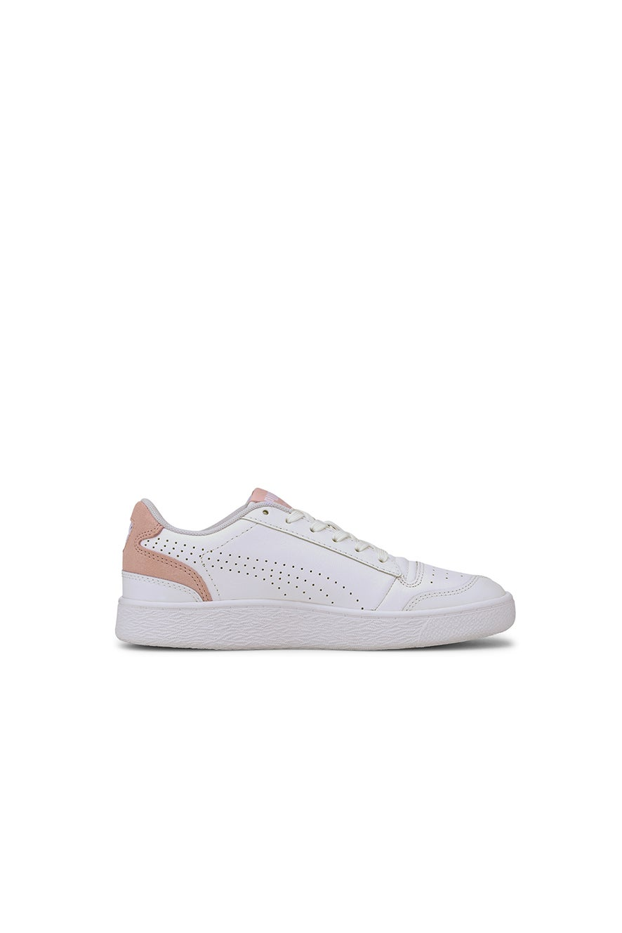 Puma Ralph Sampson Lo Perf Colourblock Peachskin