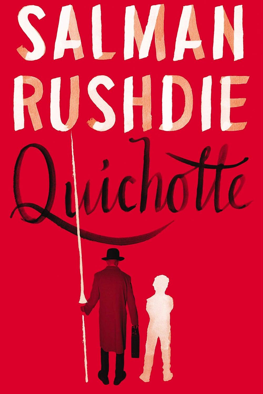 Quichotte by Salman Rushdie