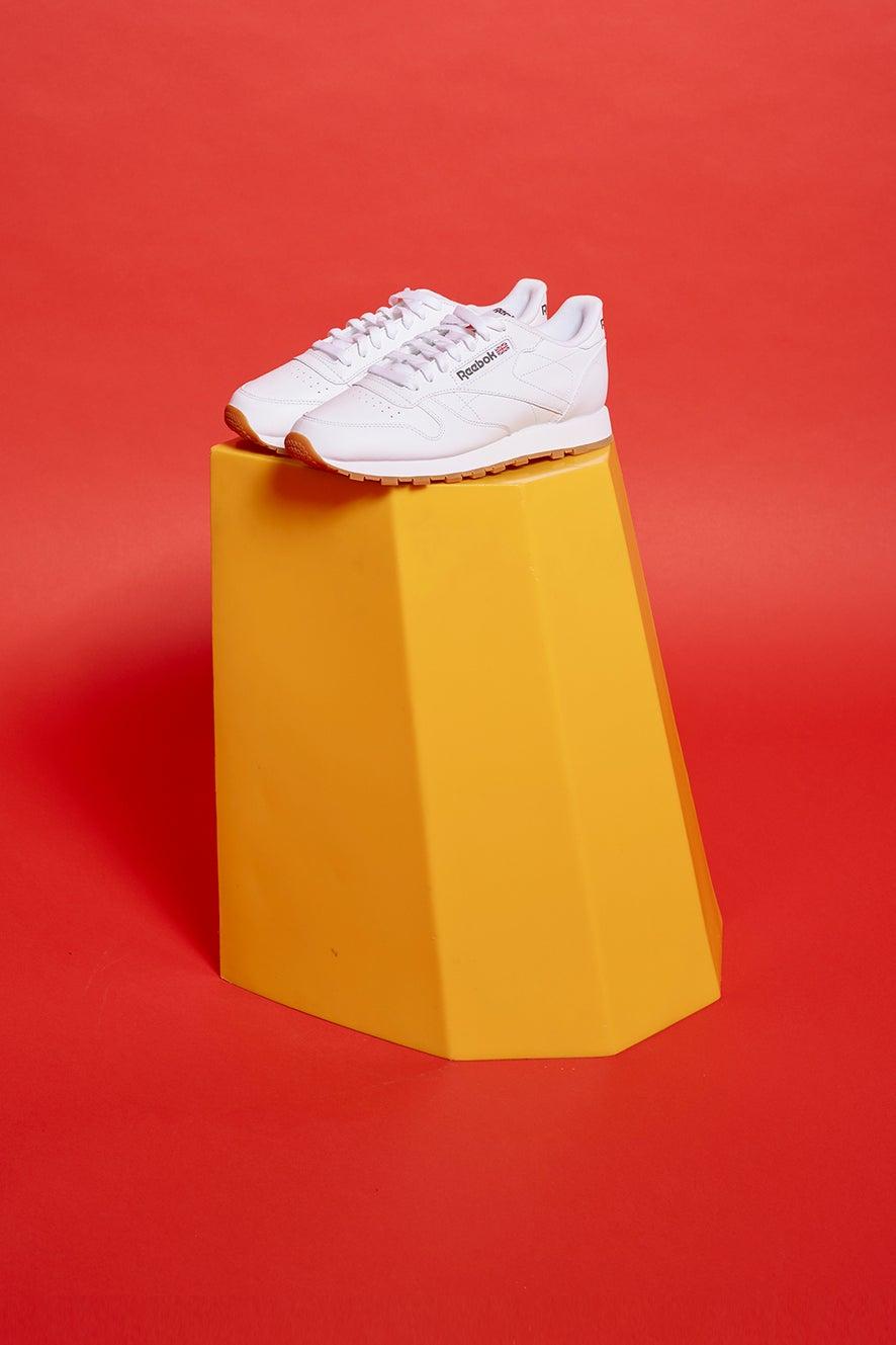 Reebok Classic Leather White/Gum