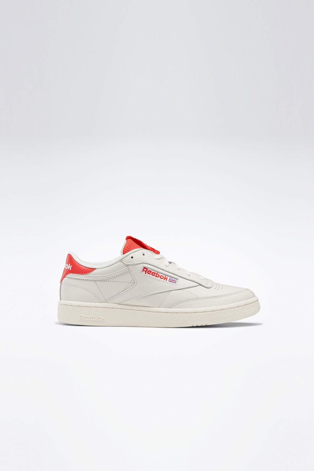 Reebok Club C 85 Chalk/Radiant Red/Humble Blue