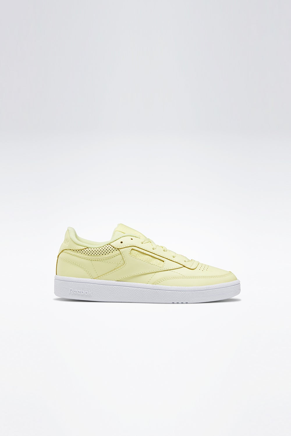 Reebok Club C 85 Lemon Glow/White