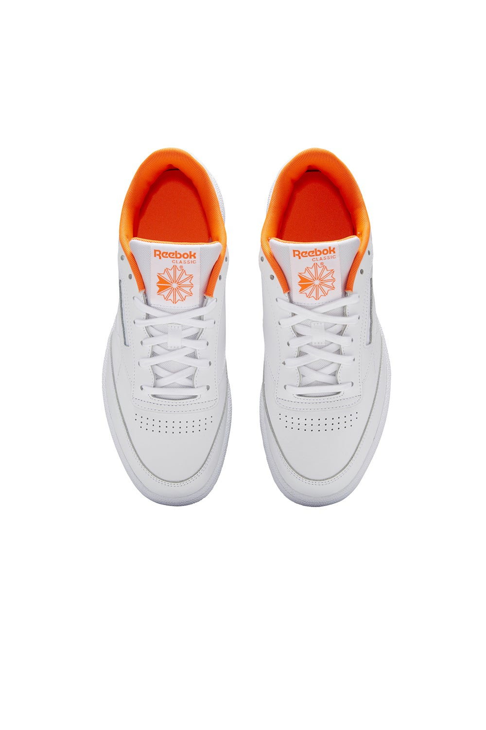 Reebok Club C 85 Solar Orange