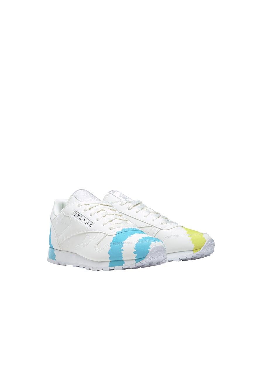 Reebok Collina Strada Classic Leather Shoes White