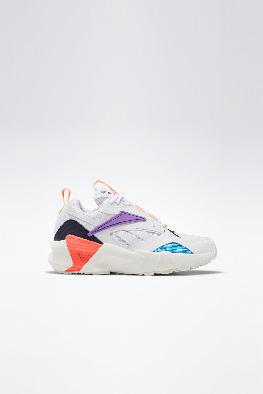 Reebok Double Nu Pops White/Grape Punch/Bright