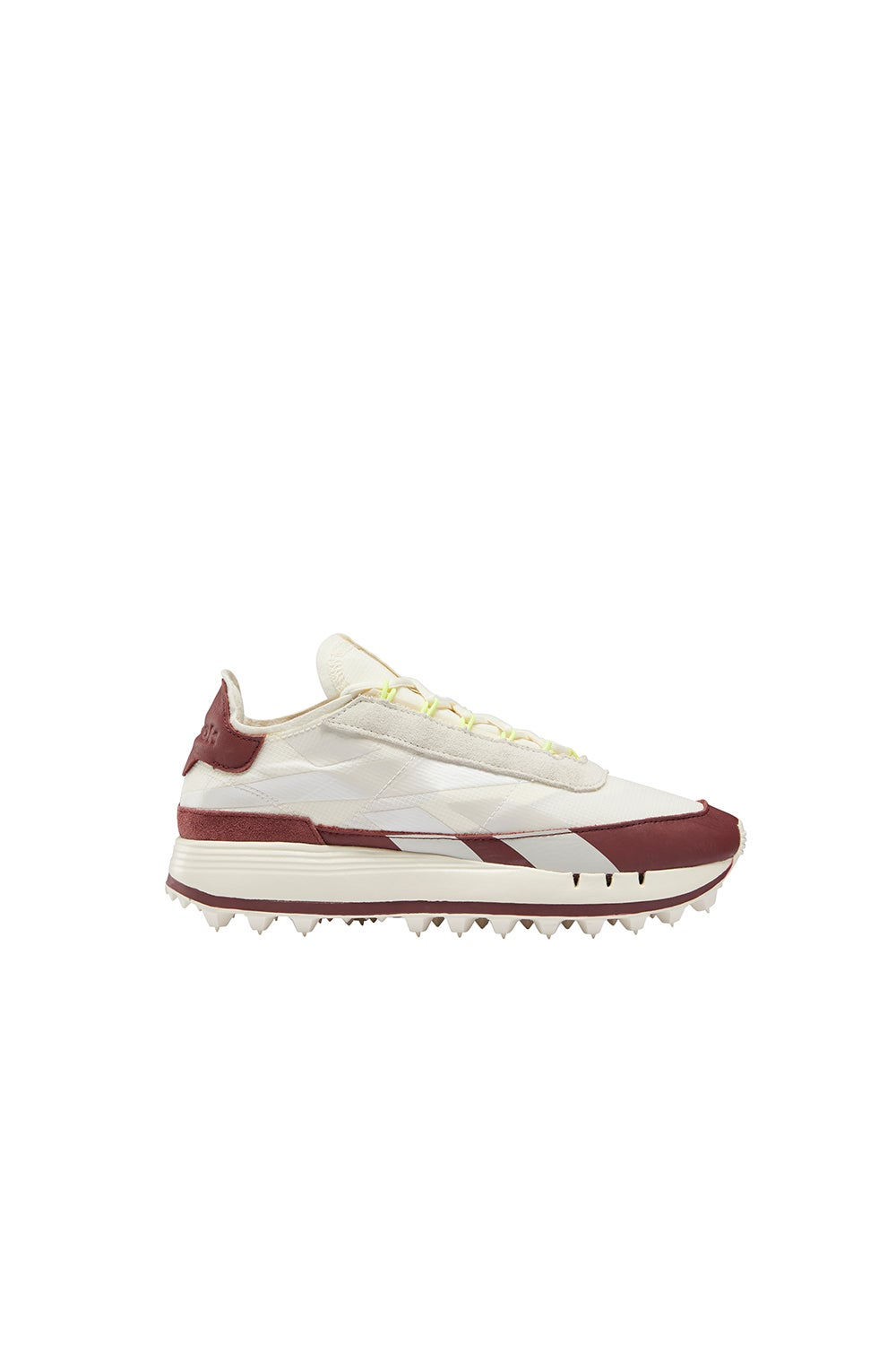 Reebok Legacy 83 Shoes Classic White/Rich Red/Morning Fog