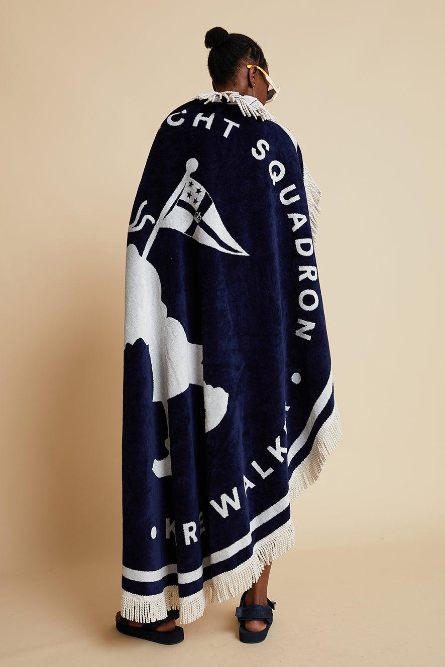 RNZYS Runaway Girl Towel