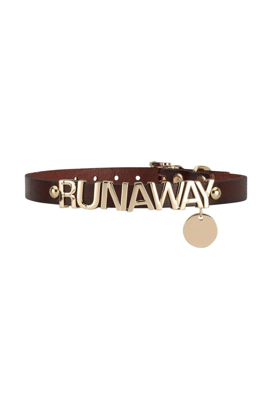 Runaway Dog Collar