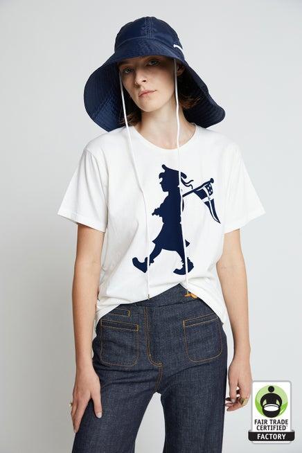 Organic Cotton Runaway Sailor T-Shirt