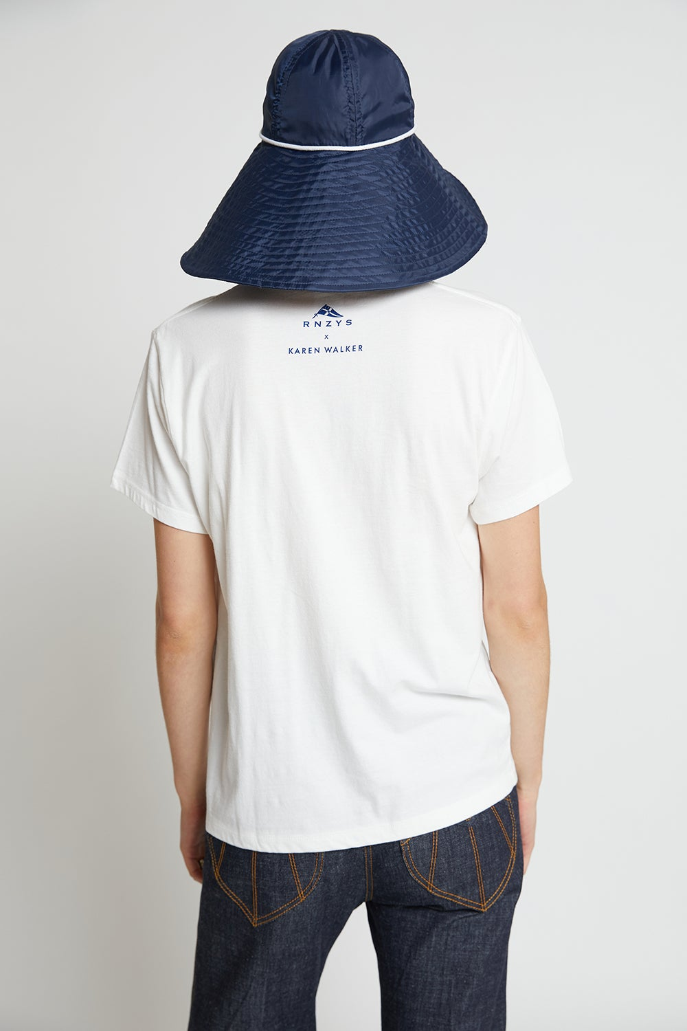 Organic Cotton Runaway Sailor T-Shirt