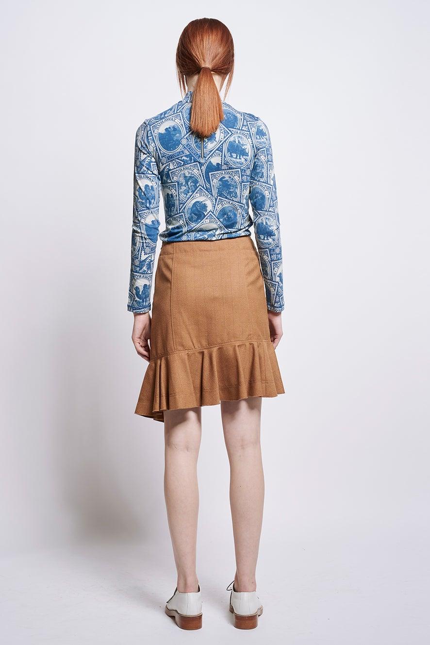 Semaphore Skirt