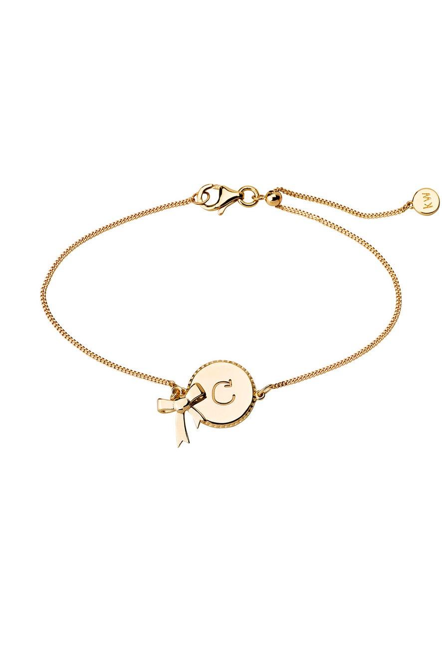 Society Bracelet Gold
