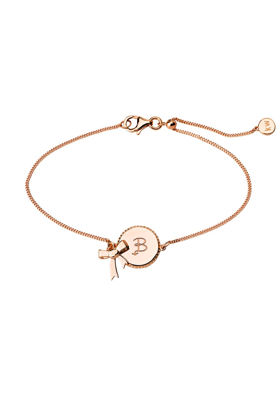 Society Bracelet Rose Gold