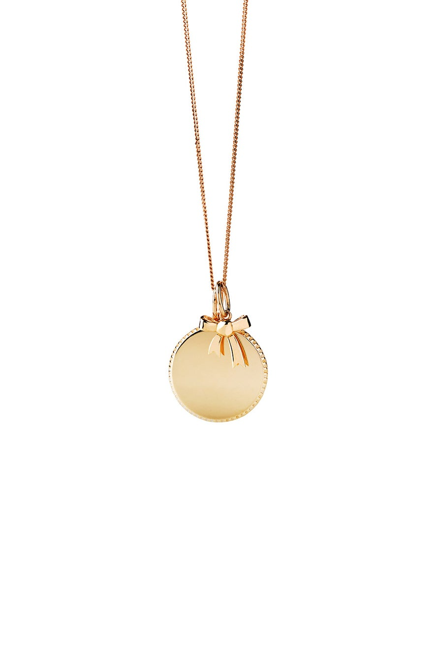 Society Necklace Gold