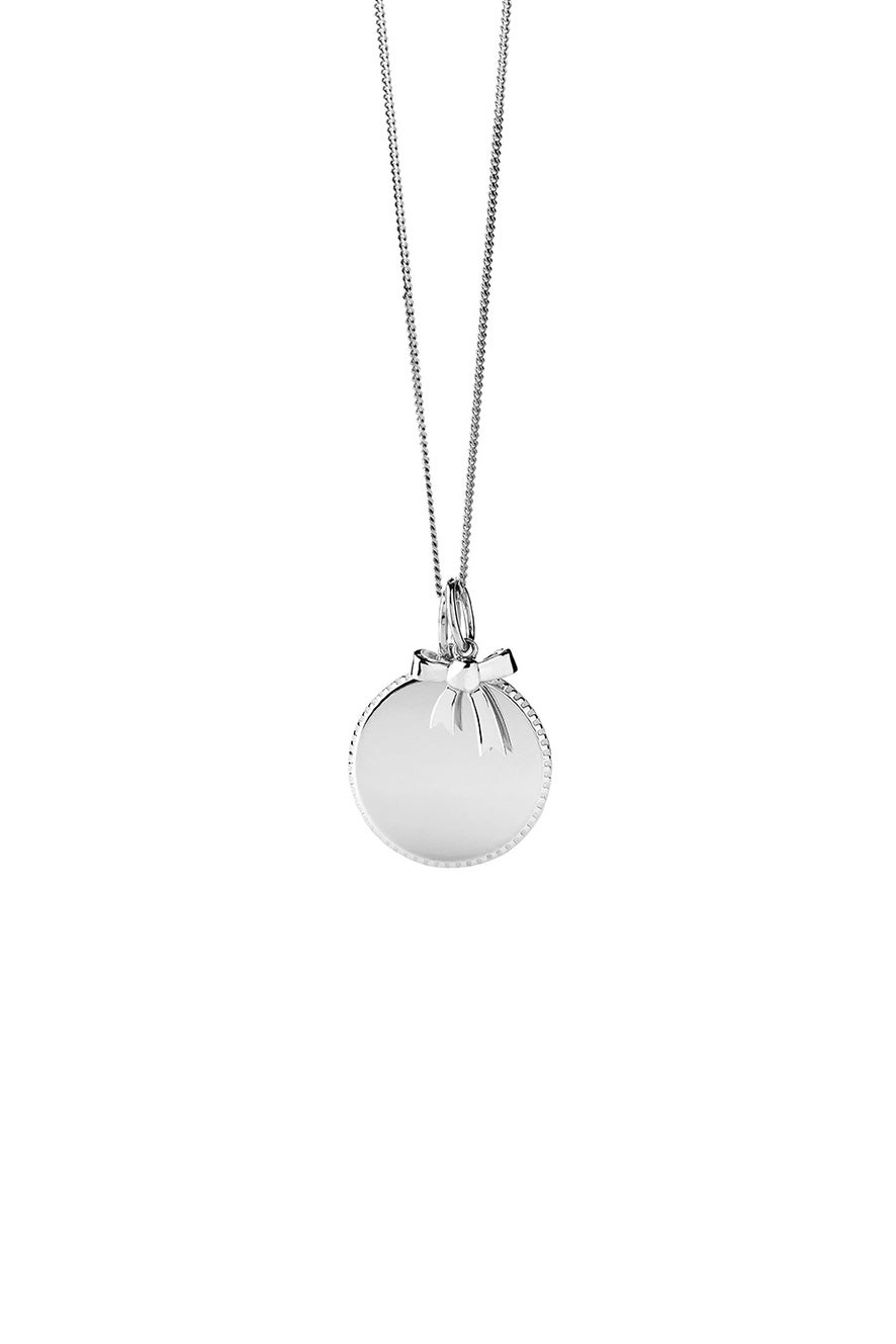 Society Necklace Silver