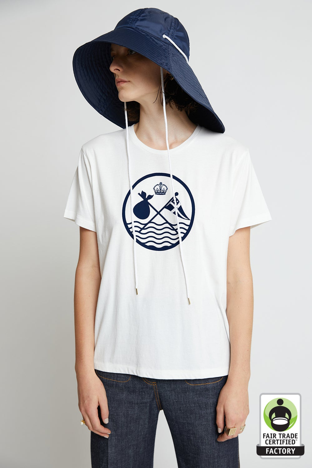 Organic Cotton Squadron T-Shirt