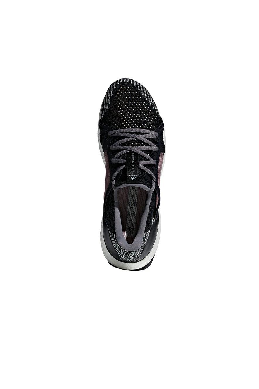 adidas by Stella McCartney Ultra Boost Core Black/Smoked Pink