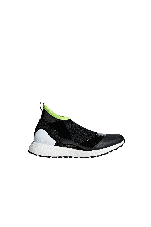 adidas by Stella McCartney Ultra Boost X All Terrain Core Black/White/Solar Slime