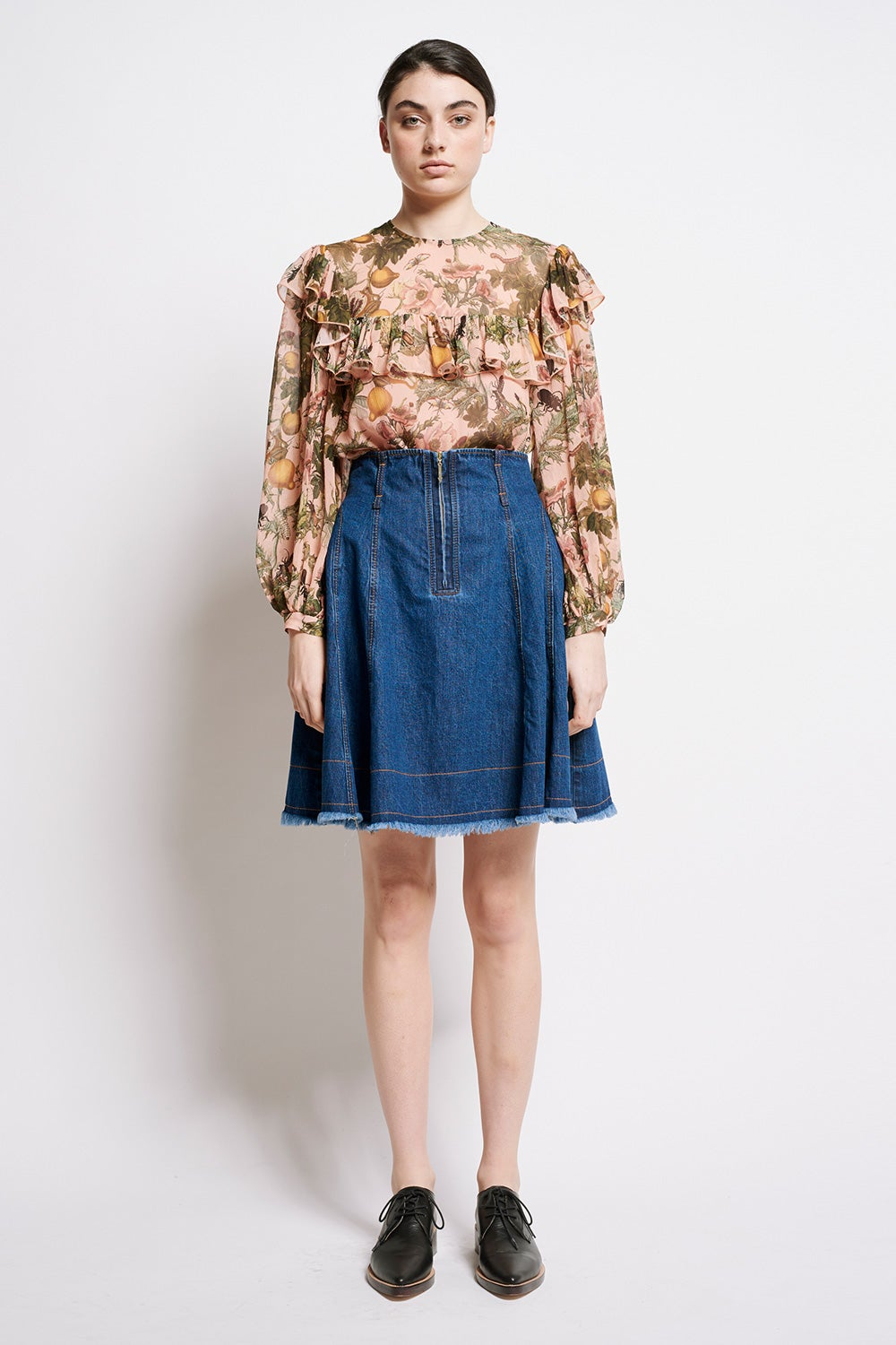 Step in Time Skirt