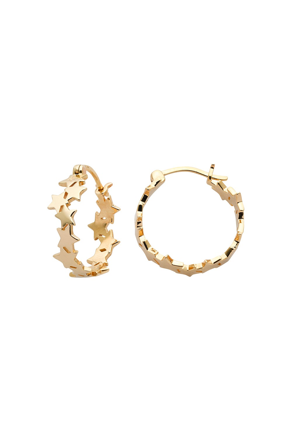 Supernova Hoops Gold