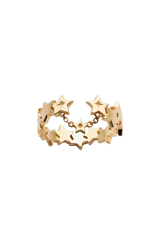 Supernova Ring Gold